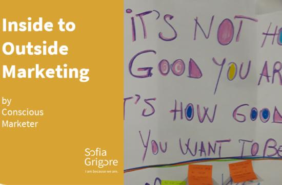 Inside to Outside Marketing